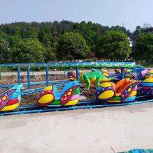户外大型广场游乐场设备儿童迷你穿梭轨道过山车公园景区设备厂家