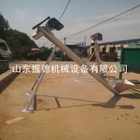 低价热销 颗粒管式输送机 多功能绞龙提升机 食品输送机 振德