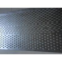 现货镀锌板冲孔网 圆孔过滤冲孔网厂家