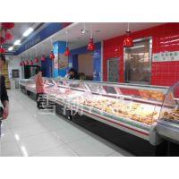 厂家供应江苏省:苏州市、无锡市、常州市 熟食柜,熟食保鲜柜,熟食冷藏柜,熟食柜厂家,熟食柜定做