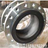供应【昌瑞】KXT型单球体橡胶接头,耐海水耐污水耐油橡胶软连接
