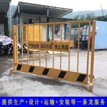 梅州泥浆池安全护栏 汕尾基坑防护栏 楼层临边护栏厂家