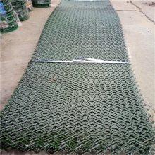 钢板网标准 建筑钢板网 菱型围栏网