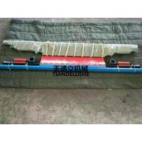 天德立P型聚氨酯清扫器 二道皮带机自调清扫器 高分子带宽650-2000