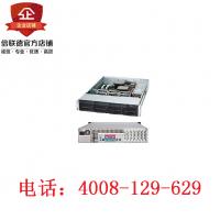美超微(Supermicro)CSE-825TQ-563LPB 2U机架式服务器机箱