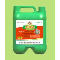 西红柿增产增收用喜满地高钾液体水溶肥准没错