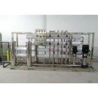 君浩大型反渗透纯水设备量身定制