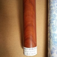 洛阳仿木纹管生产厂家丰佳缘可做7.5米长