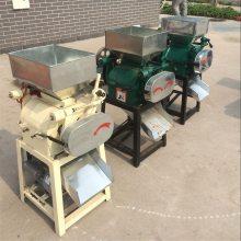 高粱压碎机 电动压碎机 大/小型高粱破碎机 宏瑞酿酒专用