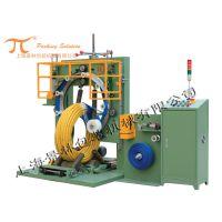 景林GD500盘管缠绕包装机 盘管包装机质量保证