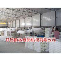选购卫生纸加工的机械设备的方法、技巧