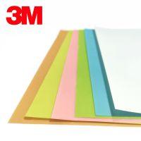 美国3M砂纸 薄膜塑料砂纸6000 8000 10000 12000目 精细抛光261X