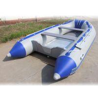 供应冲锋舟 高速艇 PVC材质铝合金底