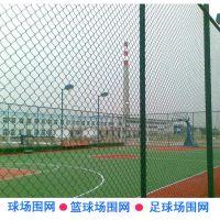 球场围网 排球场 浸塑围网场地面积