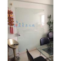 深圳办公教学白板M清远磁性钢化玻璃大白板M支架式移动写字板