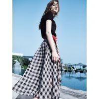 艾利欧春夏新款女装一手货源折扣批发/个性时尚女装