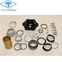 上海生产橡胶制品 硅胶密封垫 食品级硅胶密封制品 防水垫片 非标定制