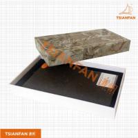 宜度厂家直销单片石英石样品盒 纸板+EVA样品盒PB013