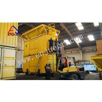 生产码头全自动集装箱移动式散货50kg100kg散货灌包机