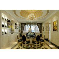 中山市-雅居乐-剑桥郡 -欧式新古典设计-四居室