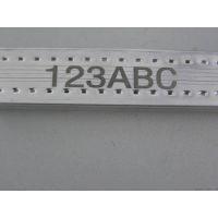 供应汽车零部件、模具、铭牌、金属等DB6-P平面气动打标机