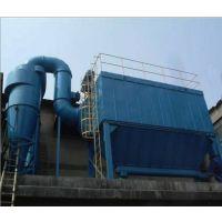 厂家研制新型实恒组合式滤筒除尘器与旋风除尘器一体脱硫处理效率超高