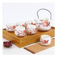 功夫茶具套装 整套茶盘茶杯茶壶泡茶茶道泡茶器