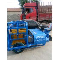 电动叉车厂家供应 空心砖电瓶运砖车