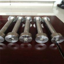 金裕 厂家直销不锈钢内六角非标广告钉 内六角玻璃固定螺栓