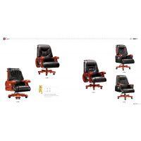 中山钜晟家具,做的办公家具大班椅JS-3109