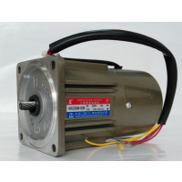 供应厦门东历减速电机25W单相电容运转异步电动机 批发
