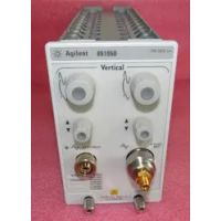 回收二手射频综测仪器维修Agilent86100D光示波器主机维修价格低