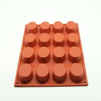 定制食品级硅胶蛋糕烤盘 糕点饼干模具 DIY耐高温硅胶烤盘
