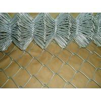 热镀锌铁丝网 农场果园球场包胶勾花围栏网