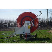 生产直销自动卷管喷灌机大型自走浇地机300米农用灌溉设备