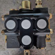多路换向阀ZS4-L25E-AW流量160定位手动操纵阀分配器科技