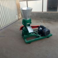 家用饲料颗粒剂 零污泥节能稻壳生物质颗粒机金佳