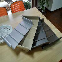 厂家直销 65-500 铝合金屋面板 颜色定制