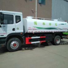 绿化洒水车图片 _威龙洒水泵钱