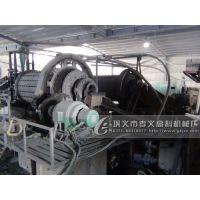 高科机械大口径球磨机钢渣选铁利器