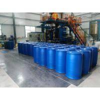 舒兰200公斤化工桶|蓝色塑料桶优质加厚