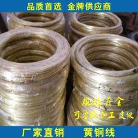 线切割慢走丝0.20黄铜线 插座黄铜扁线 环保进口C2680黄铜线 规格齐全