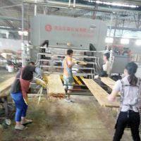 竹板材压机设备