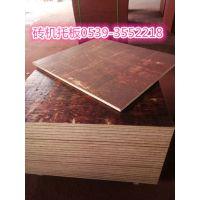 砖机托板 免烧砖竹胶板托板供应商