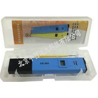 中西dyp 笔式电导率计(0-999μS/cm) 型号:AT33/CD310库号:M127239