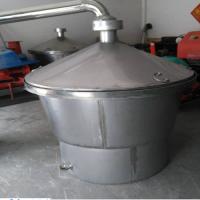 河南白酒冷却器 装酒容器价格 家庭酿酒设备厂家 蒸锅