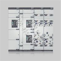 德令哈低压开关柜Blokset D低压成套开关设备MNS2.0型