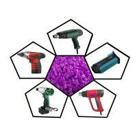 热销各类电钻握把专用材料 防滑TPE原料