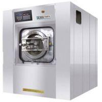 供应海杰牌宾馆布草水洗厂设备XTQ-100全自动洗脱机