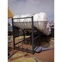 宁波海神ASR-50人\66\人100人客船用自扶正式救生筏工厂直销价格CCS\EC证书